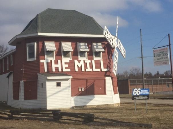 Lincoln IL The Mill
