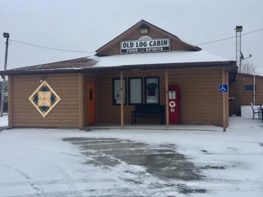 Pontiac IL Log Cabin