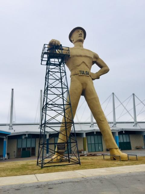 Tulsa Oil Rigger